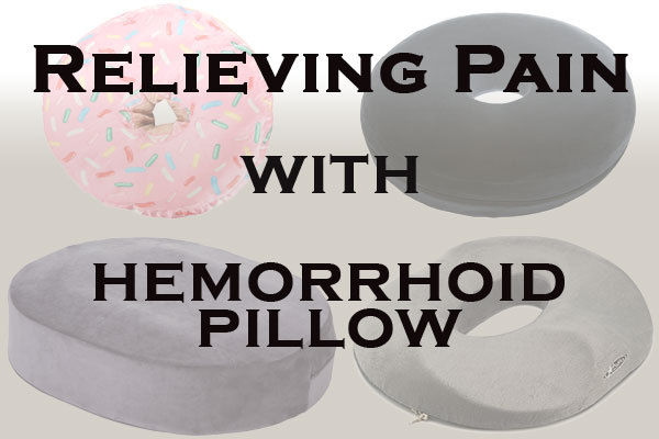Hemorrhoid Pillow