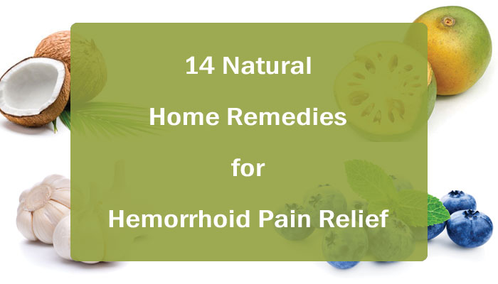 Home Remedy for Hemorrhoids Pain