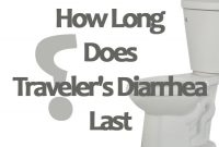 How Long Does Traveler's Diarrhea Last?