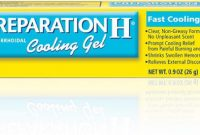 Does Preparation H Cure Hemorrhoids