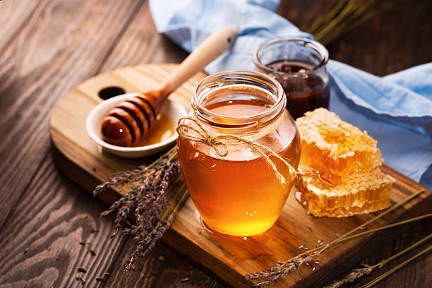 honey food for constipation