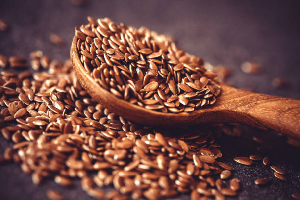flax seed ease constipation