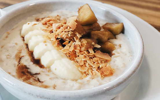 Easy Breakfast Recipes with Oatmeal With Peanut Butter And Banana